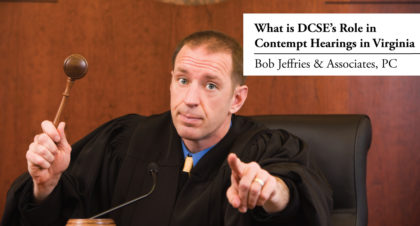 contempt hearing